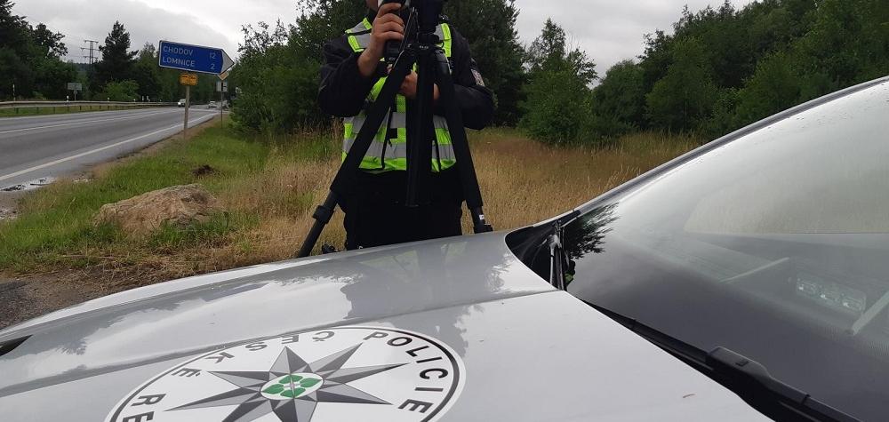 V Karlovarském kraji proběhla dopravně bezpečnostní akce