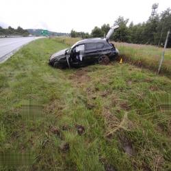 Víkendové dopravní nehody v Karlovarském kraji