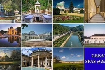 Slavné lázně Evropy jsou na seznamu UNESCO