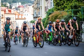 Dopravní omezení během triatlonu