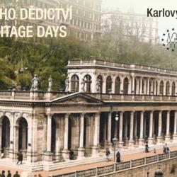 Město Karlovy Vary dnes otevírá dveře památek