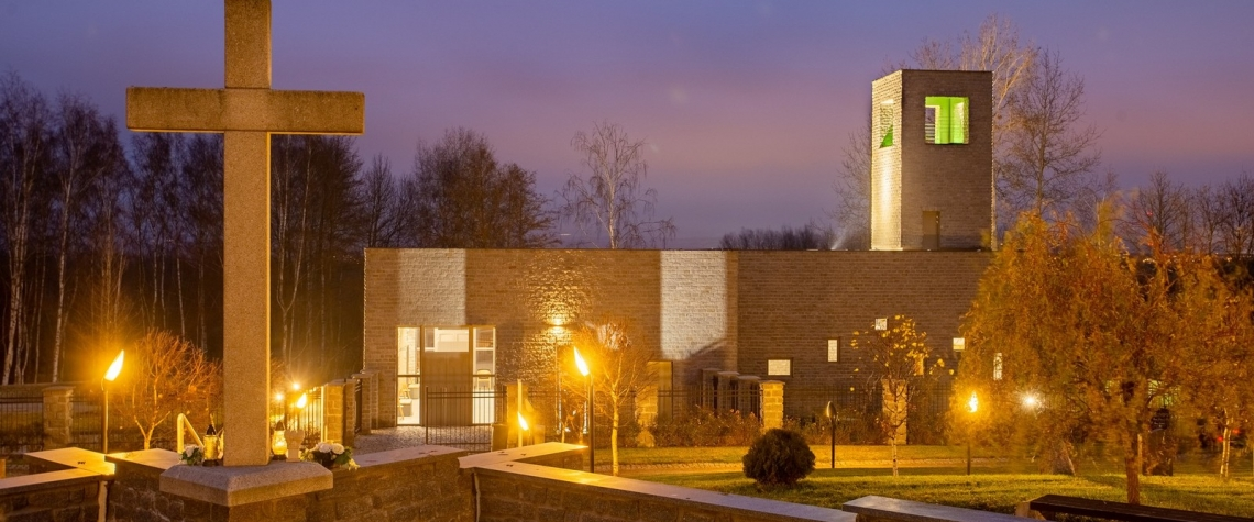 Kaple v Březové na Sokolovsku zvítězila v soutěži Komunální projekt roku 2021