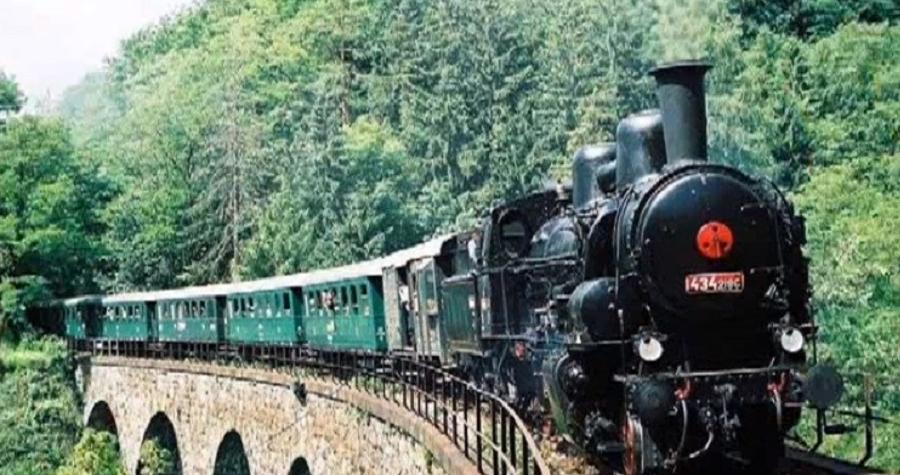 Regionální den železnice Karlovarského kraje