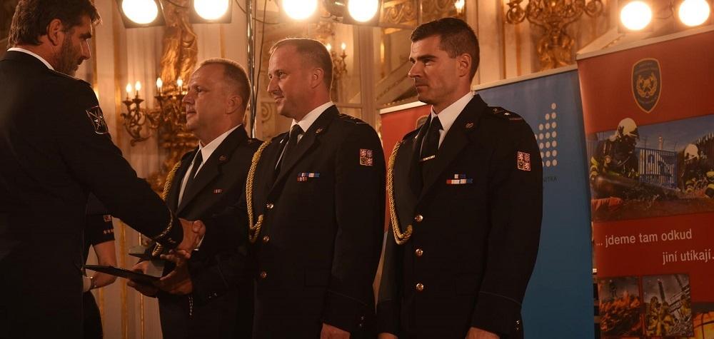 V anketě Hasič roku uspěli zástupci HZS Karlovarského kraje