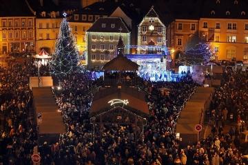Program Chebských vánočních trhů 2021