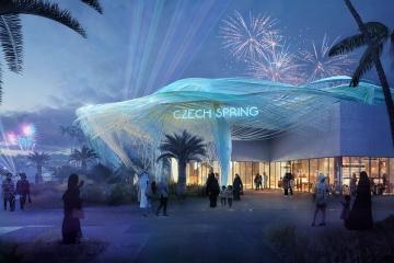 Karlovarský kraj se prezentuje na světové výstavě EXPO v Dubaji