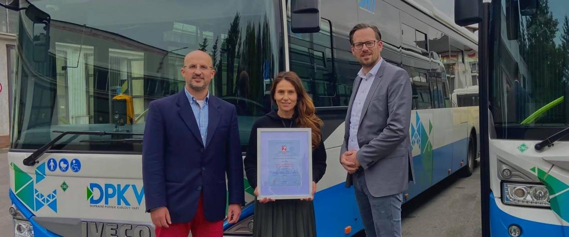 Karlovarský dopravní podnik je zaměstnavatel regionu