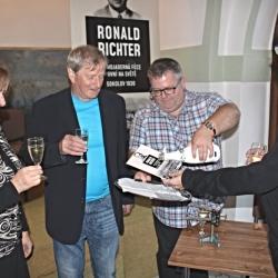 V Sokolově pokřtili knihu o Ronaldu Richterovi a prvních pokusech s termojadernou fúzí na světě.